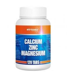 Strimex Calcium Zinc Magnesium 120 таб