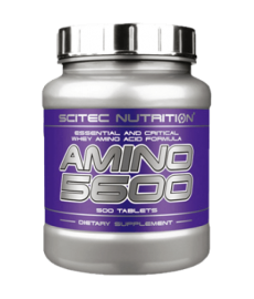 Amino 5600 Scitec Nutrition 200 таб