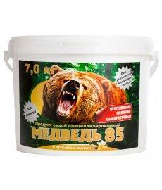 Протеин Биофон Медведь 85 7000г