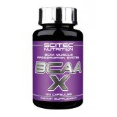 Scitec Nutrition BCAA-X 120 капс