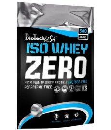 BioTech Iso Whey ZERO lactose free 500 гр