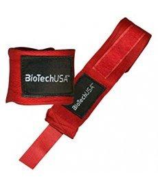 Кистевые бинты на липучке Biotech USA