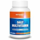 Strimex Daily Multivitamin 120 таб