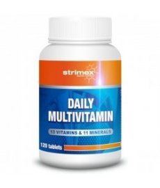 Strimex Daily Multivitamin 120 таб