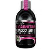 Жиросжигатель Biotech L-Carnitine 100.000 500 мл