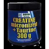 Biofon Creatine+Taurine 300 гр