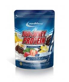 IronMaxx 100% Whey Protein 500 гр