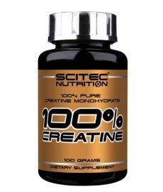 Creatine Scitec Nutrition 100 гр