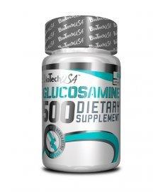 Biotech Glucosamine 500 60 капс