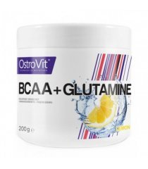 OstroVit BCAA + Glutamine 200 гр