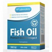 VPLab Fish Oil 60 капс