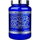Scitec Nutrition 100% Whey Protein 908 гр