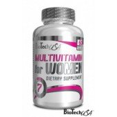 Biotech Multivitamin for WOMEN 60 таб