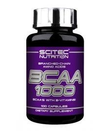 Scitec Nutrition BCAA 1000 100 капс