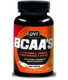 QNT BCAA 100 капс