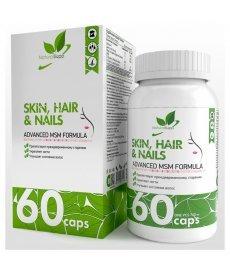 NaturalSupp Skin, Nails & Hair (кожа, волосы, ногти) 60 капс