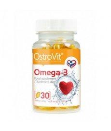 OstroVit Omega-3 Tran 30 капс