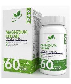 NaturalSupp Magnesium Chelate 60 капс