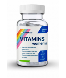 Cybermass Vitamins Womens 90 капс