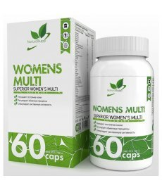 NaturalSupp Multi Woman 60 капс