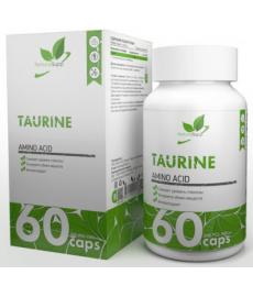 NaturalSupp Taurine 60 капс
