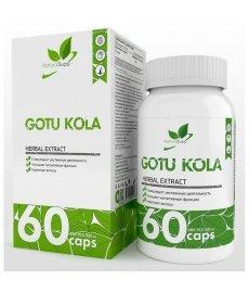 NaturalSupp Gotu Kola 60 капс