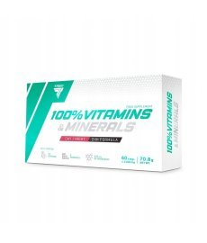 Trec Vitamins and Minerals 60 капс