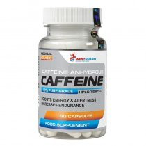 WestPharm Caffeine 60 капс