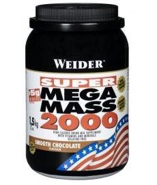 Weider Mega Mass 2000 1500 гр