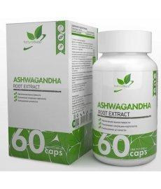 NaturalSupp Ashwagandha 60 капс