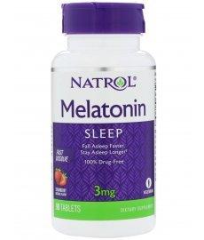 Natrol Melatonin 3 mg 100 таб