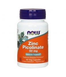Now Zinc Picolinate 50 mg 60 капс