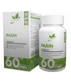 NaturalSupp Inulin 60 капс