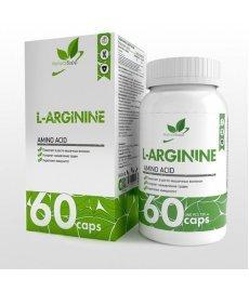 NaturalSupp Arginine 60 капс