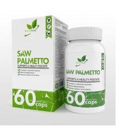NaturalSupp Saw Palmetto 60 капс
