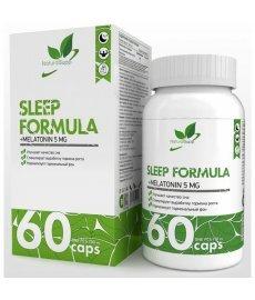 NaturalSupp Sleep Formula 60 капс