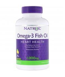Natrol Omega 3 90 капс