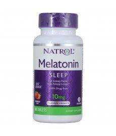 Natrol Melatonin 10 mg 75 таб
