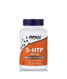 NOW 5-HTP 60 капс