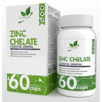 NaturalSupp Zinc Chelate 60 капс