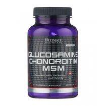 Ultimate Glucosamine-Chondroitin MSM 90 таб