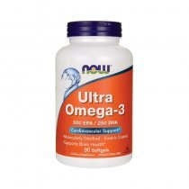 NOW Omega 3 Ultra 90 капс