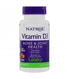 Natrol D3 5000 90 таб