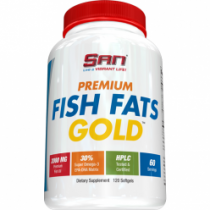 SAN Premium Fish Fats Gold 120 капс