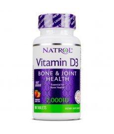 Natrol D3 2000 90 таб
