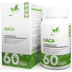 NaturalSupp Maca 60 капс