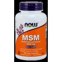 Now Vitamin MSM 120 капс