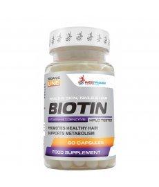 WestPharm Biotin 60 капс