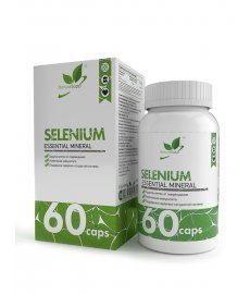 NaturalSupp Selenium 60 капс