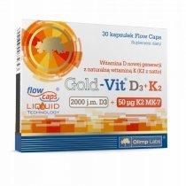 Olimp Vitamin D3+K2 30 капс